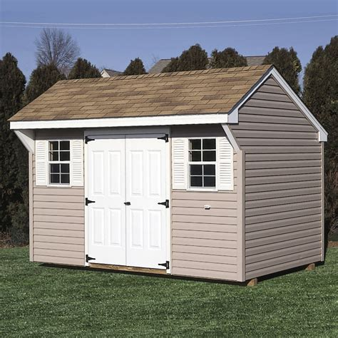 bayhorse gazebos barns quaker shed    vinyl