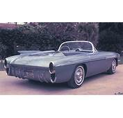 1954 Oldsmobile F 88 Concept Image Photo 7 Of 8