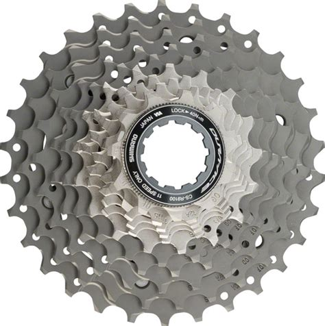 dura ace cassette 11 speed shimano dura ace r9100 11 speed 11 30t cassette modern bike