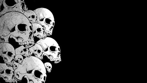 wallpaper hd skull hd skull wallpapers wallpaper cave