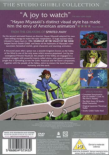 se filmer nausicaä of the valley of the wind gratis nausicaa of the valley of the winds import dvd