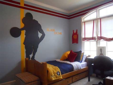 decoracion habitacion juvenil baloncesto baloncesto habitaciones juveniles decoideas net
