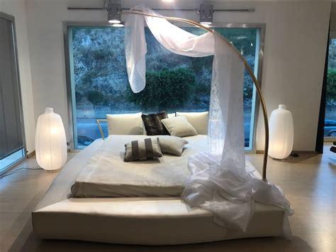 letti circolari beautiful letto con contenitore vama