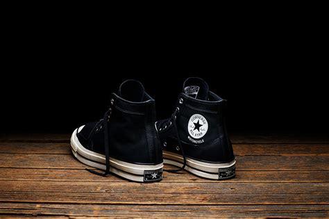 Converse X Neighborhood Chuck 70 Black Bnib Premium Quality 1 neighborhood x converse chuck 70s hi the sole supplier