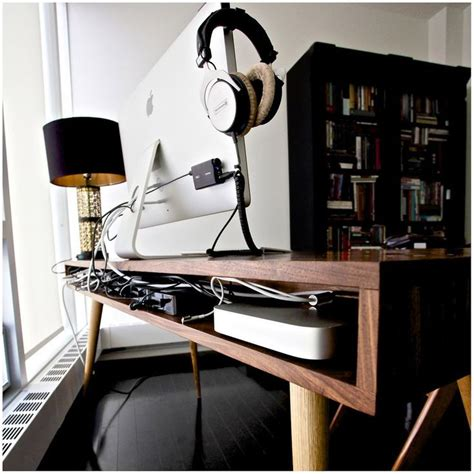 Office Desk With Cable Management 17 Best Ideas About Cord Management On Cable Management Kitchenaid Mixer Colors