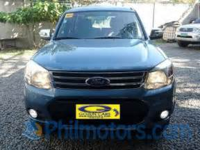 Ford Philippines Used Ford Everest 2014 Everest For Sale Panga Ford