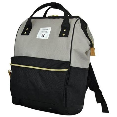 Anello Tas Ransel Oxford 600d For Black anello tas ransel oxford 600d size l black gray jakartanotebook