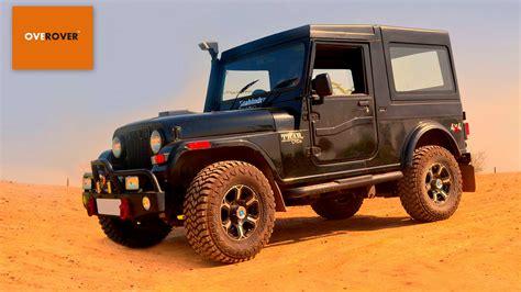 thar jeep mahindra thar thar desert when thar meets the thar