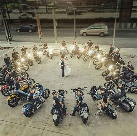 Motorrad Hochzeit by 25 Best Ideas About Motorcycle Wedding On