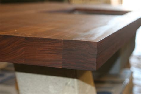 How To Build A Wood Bar Top Counter Engineered Countertops Make A Splash