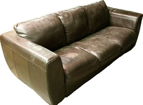 leather sofa damage repair leather restoration service by the experts a brighter home