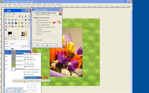 tutorial photoshop gimp gimp digiscrapping tutorial how to use photo masks in