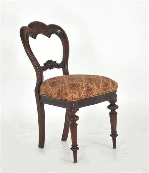 Balloon Back Dining Chairs 830 8 Heatherbrae Antiques Balloon Back Dining Chairs
