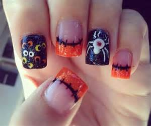 20 halloween acrylic nail art designs ideas trends