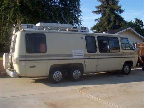 Craigslist Garden Grove California 1977 gmc eleganza ii 26ft motorhome for sale in garden