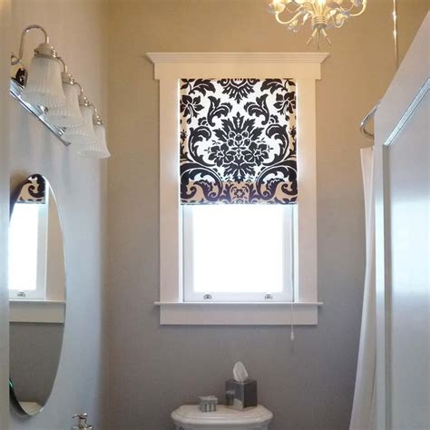 small roman blinds for bathroom the golden question are roller blinds suitable for your