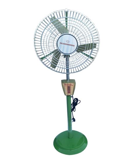 Pedestal Fan Cost almonard 18 inch pedestal fan green available at snapdeal for rs 7999