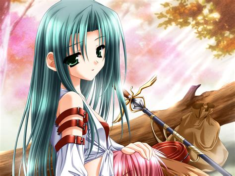 wallpapers anime girl wallpapers artbook scans beautiful anime girl wallpapers 1600 1200