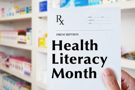 health literacy month one community psic professional solutions insurance company