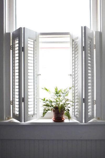 kitchen window shutters interior interior shutters window treatments pinterest