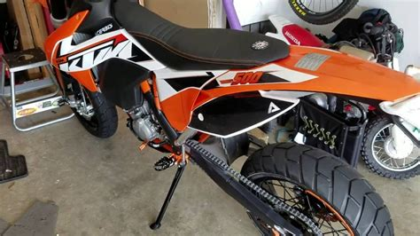 Ktm 350 Motard Ktm 500 Exc Xcw Supermoto Kickstand For 500 501s 450 350