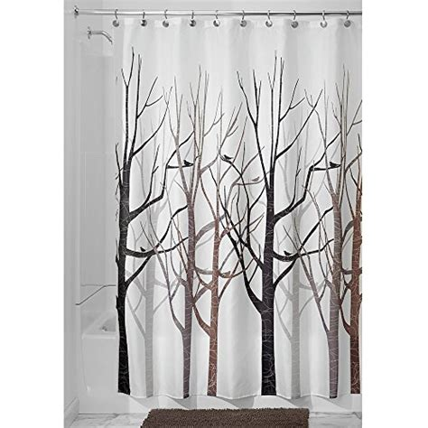 black tree shower curtain black tree shower curtain beautiful elegance