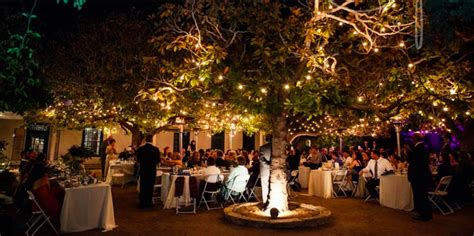 outdoor wedding locations northern california memory gardens at monterey state historic park weddings