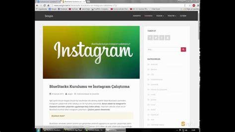 bluestacks instagram descargar bluestacks instagram kurulumu 100 199 alışıyo