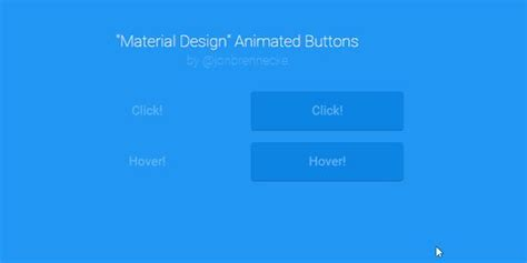 pinterest layout pure css pure css material design button hover animation design