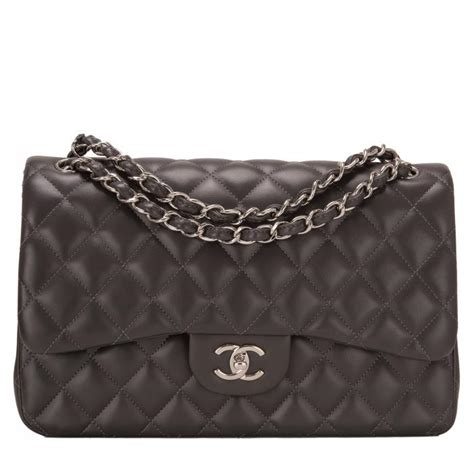 Karpet Mobil 5 In 1 Fashion Chanel chanel grey quilted lambskin jumbo classic flap bag world s best