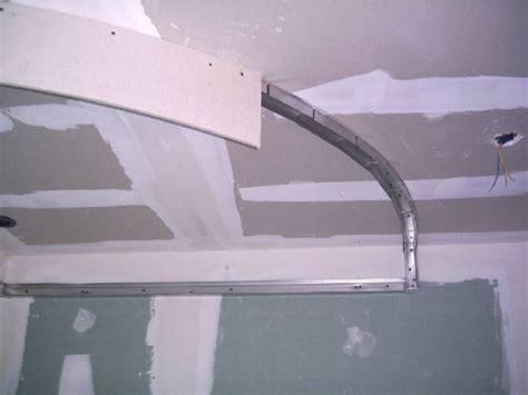 Faux Plafond Arrondi by Comment Faire Faux Plafond Arrondi Menuiserie Image Et