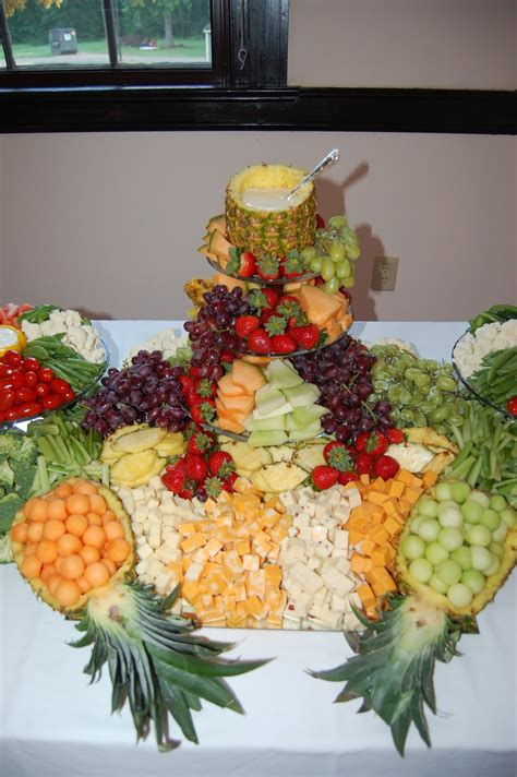 fruit centerpieces for tables cook create consume fruit vegetable cheese platter