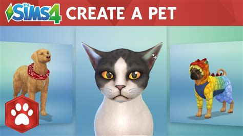 the sims 4 cats and dogs the sims 4 cats dogs gameplay trailert kapott a j 225 t 233 k eddigi legcukibb