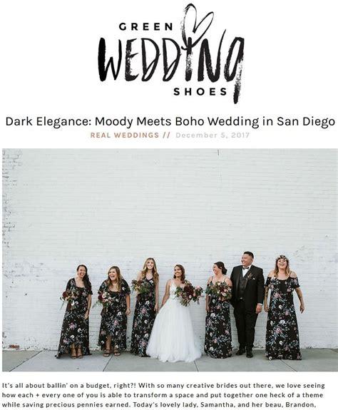 Wedding Shoes San Diego san diego wedding up november 2017 edition san