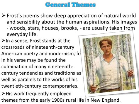 robert frost biography for students robert frost biography by a sosal a