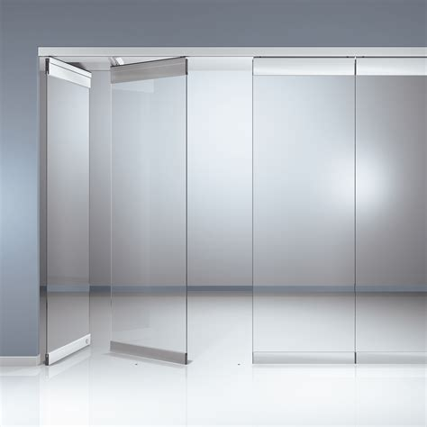 Glass Wall Door Dorma Hsw G Folding Sliding Wall System