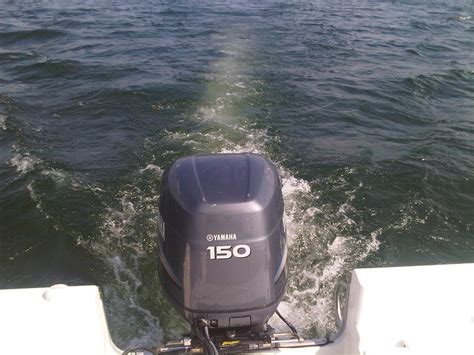 how many hours does a boat engine last 2005 sea pro sv1900cc w yamaha 150 sold the hull truth