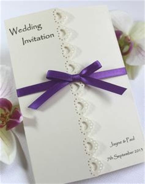How To Make Handmade Invitation Cards - invitations on wedding