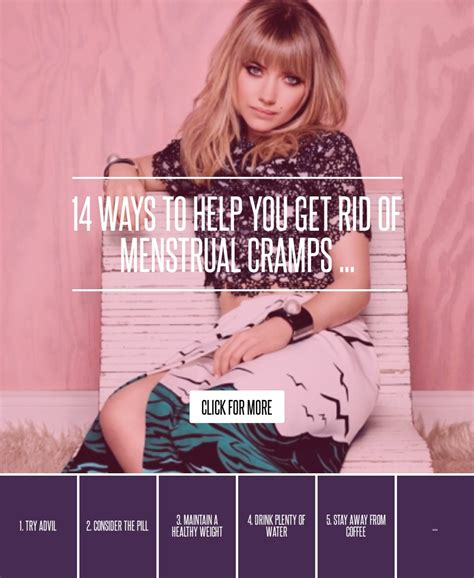 10 Ways To Relieve Menstrual Crs by 14 Ways To Help You Get Rid Of Menstrual Crs Health