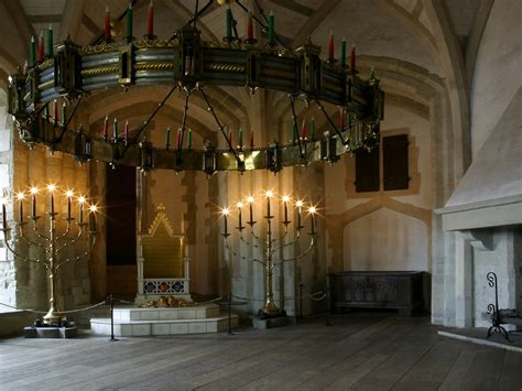Castle Throne Room by Blaylock Throne Room