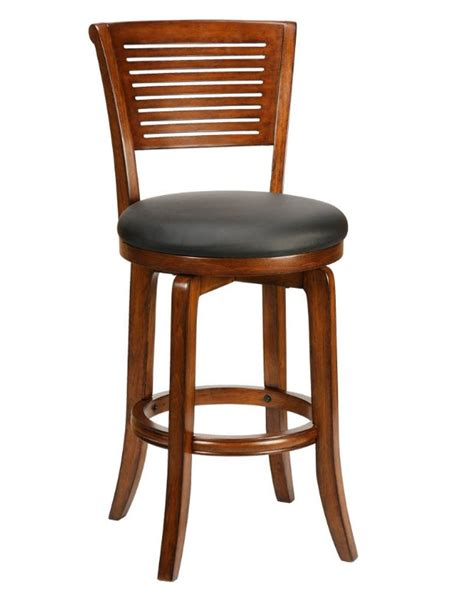wooden bar stools with backs that swivel wood swivel bar stools with back whereibuyit com