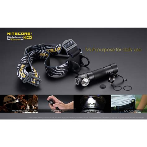 Nitecore Concept 1 Senter Led Cree Xhp35 1800 Lumens nitecore hc33 headl senter led cree xhp35 hd 1800 lumens black jakartanotebook