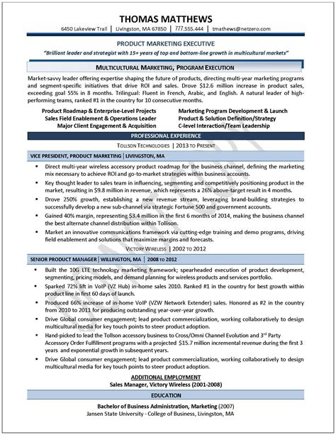 Healthcare Executive Sle Resume by Executive Resume Sles Professional Resume Sles Resumes By Joyce 174