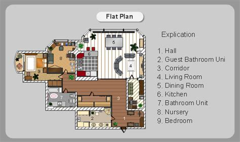 software to create blueprints conceptdraw sles floor plan and landscape design