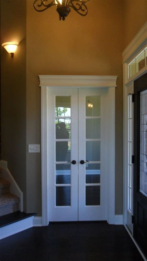 Closet Doors For Tight Spaces by Best 25 Office Doors Ideas On Interior Glass