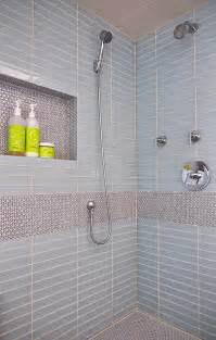 Penny Tile Bathroom » Modern Home Design