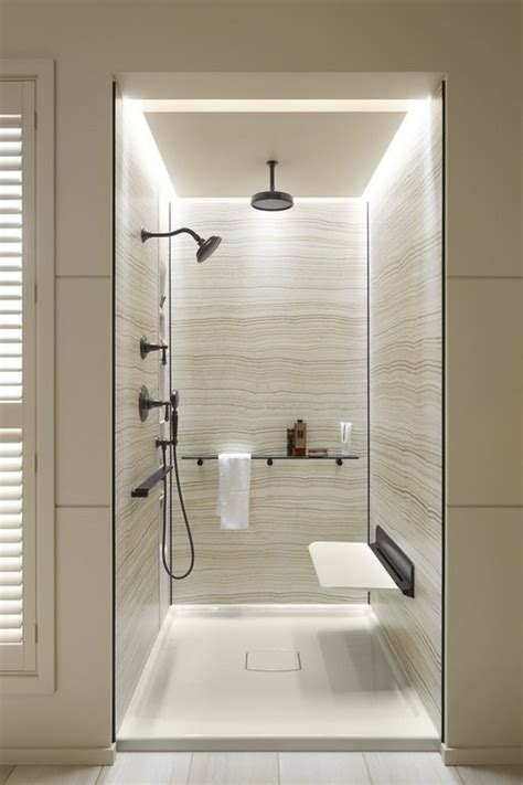 Bathroom Shower Lighting Soft Neutral Bathroom Lighting Design Neutral Bathroom And Design