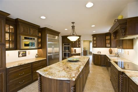countertop ideas for kitchen beautiful granite kitchen countertops ideas
