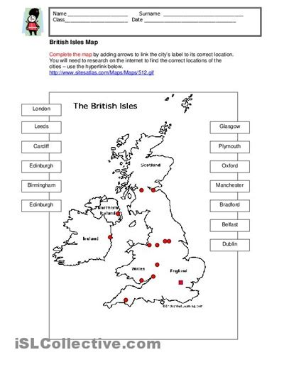 free printable worksheets uk get to know the geography of the uk locate the main