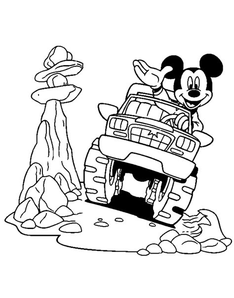 disney coloring pages mickey mouse and friends free coloring pages of mickey mouse and friends